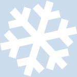 Logo Kleiderbörse Schneeflocke